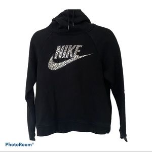 Nike Cowl Neck Hoodie Small